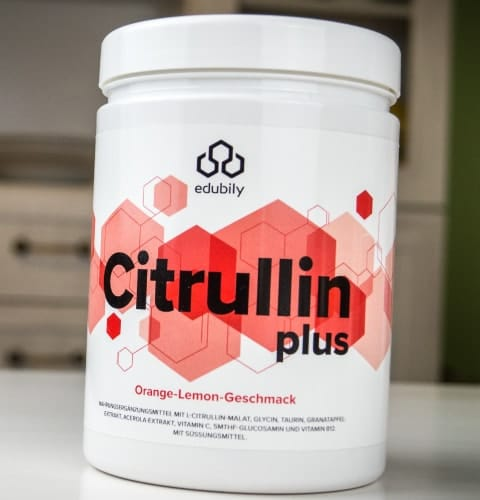 Citrullin Produkt in Pulverform